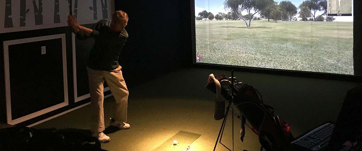 Acadia Indoor Golf