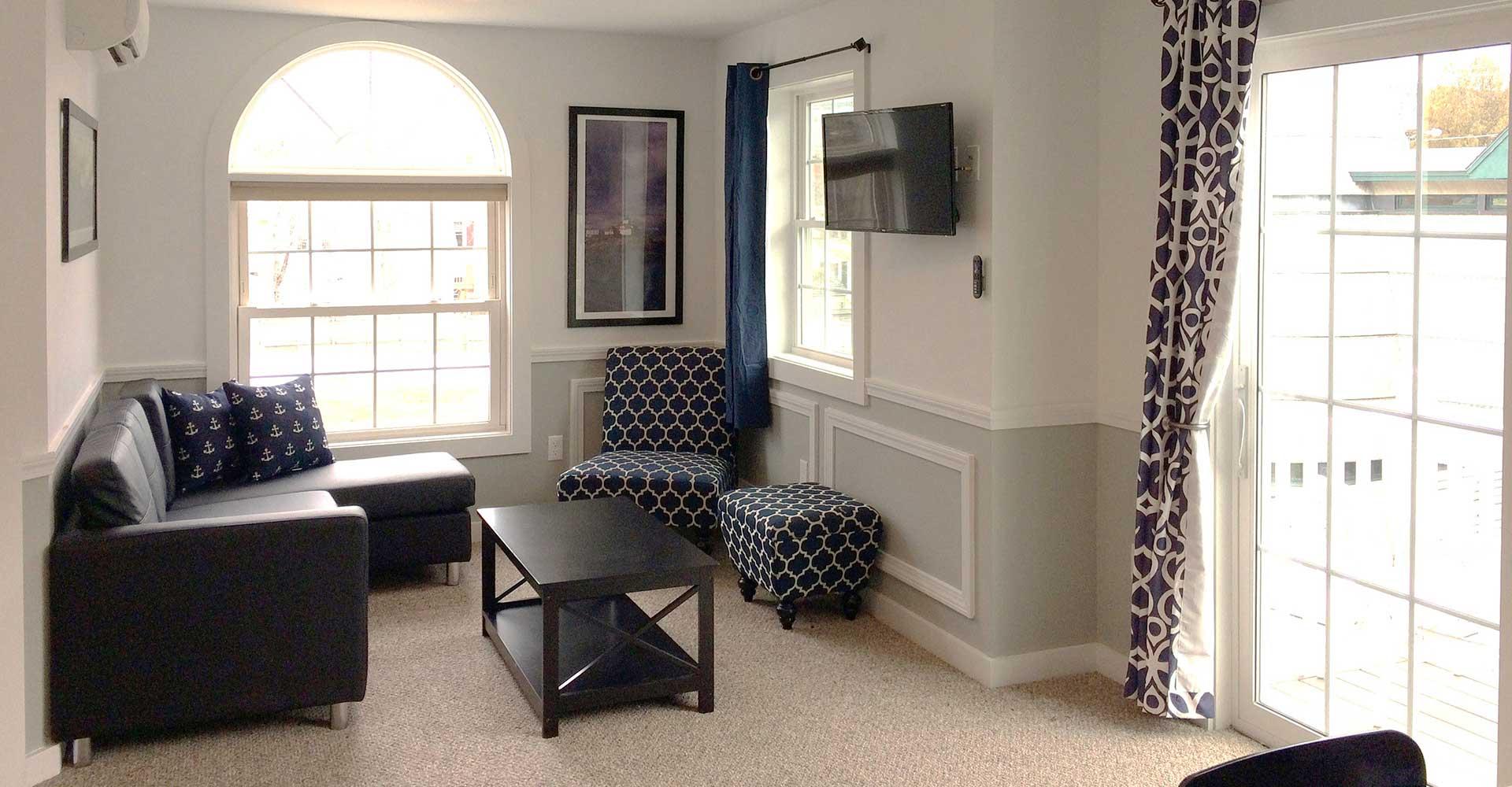Acadia Hotel Rooms